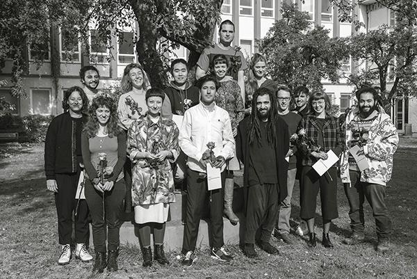 Stipendiatengruppe 2018